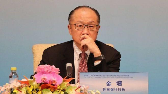 رئيس البنك الدولي جيم يونغ كيم يستقيل من منصبه بشكل مفاجئ