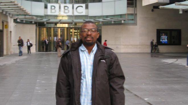 Hotunan wasu tsofaffin ma'aikatan Sashen Hausa na BBC - BBC