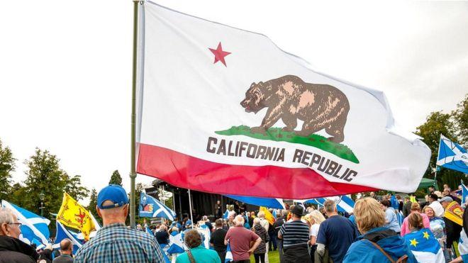 Отделение Калифорнии может иметь лавинообразный эффект