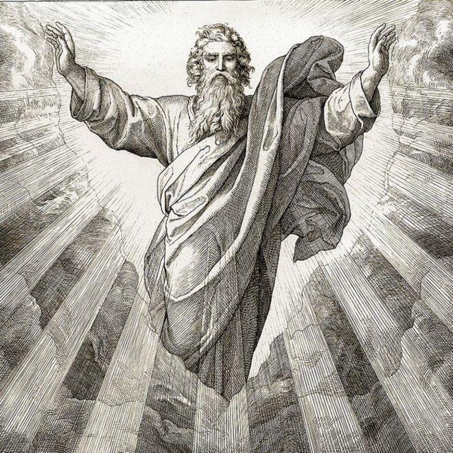 Ilustração de Julius Schnorr von Carolsfeld (1852-60)