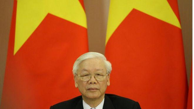 Tổng Bí thư, Chủ tịch nước Việt Nam Nguyễn Phú Trọng