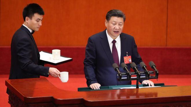 Çin lideri Jinping 'yeni çağ' doktrinini açıkladı: Modern sosyalizm (20 Ekim)