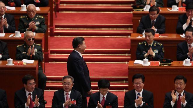 Khai mạc Đại hội Đại biểu Toàn quốc Đảng Cộng sản Trung Quốc lần thứ 19
