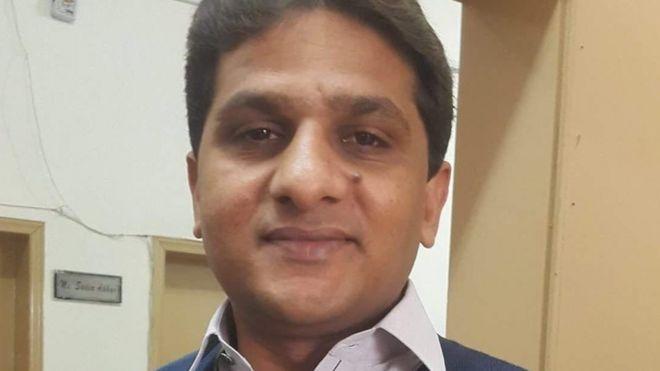 raza khan pakistani activist missing for seven months returns home