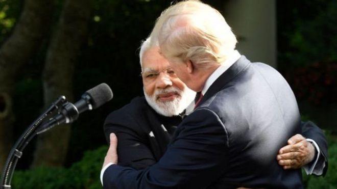 अमरीका भारत