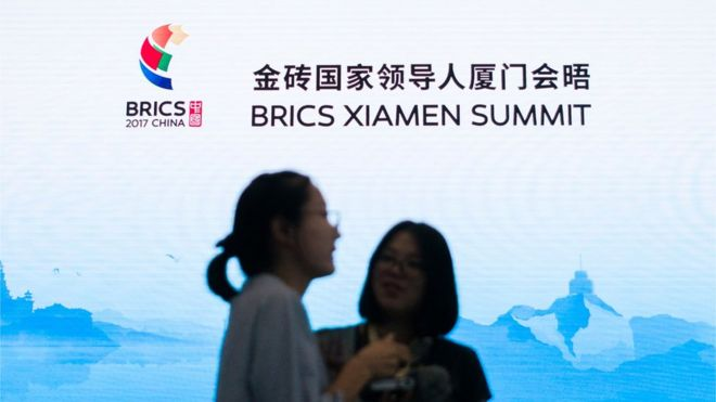 Four Things To Watch At The Brics Summit Bbc News