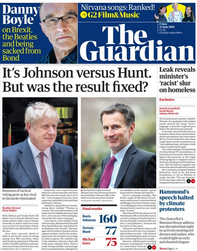 Guardian Friday 21