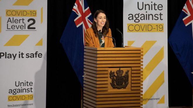 นายกรัฐมนตรีนิวซีแลนด์