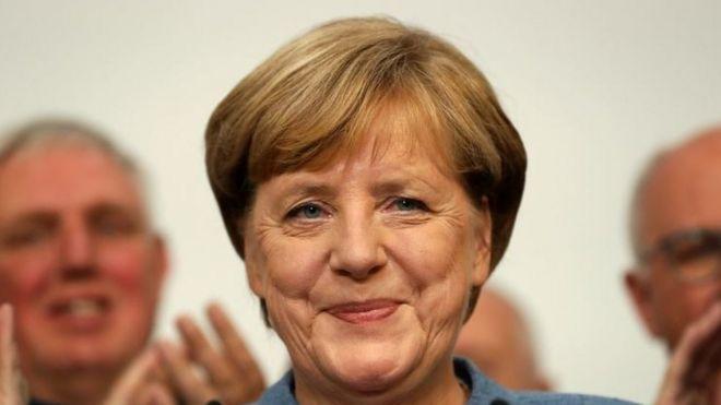 ALEMANIA: Angela Merkel gana las elecciones de Alemania, según encuestas a boca de urna