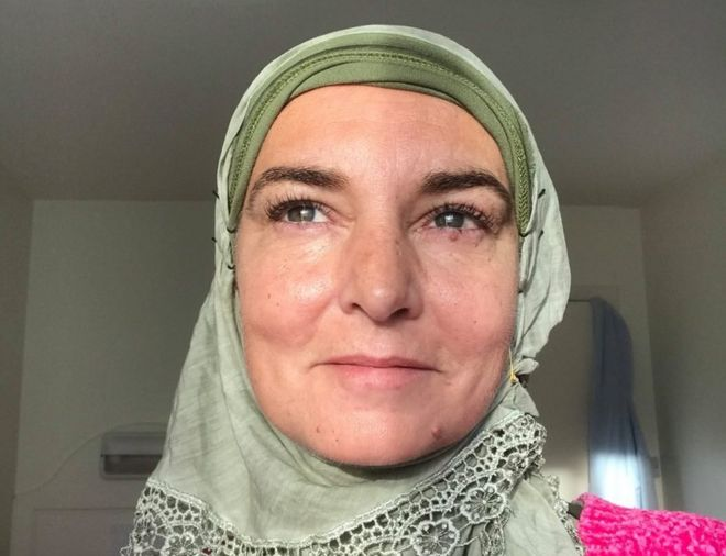 Sinéad O'Connor converts to Islam - BBC News