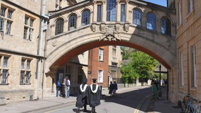 Оксфорд и Кембридж обязали принимать больше студентов из бедных семей. А как же быть богатым?