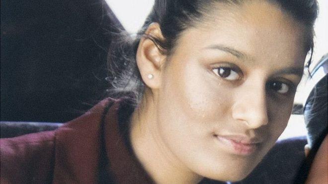 تابعیت دختر بریتانیایی که به داعش پیوست لغو میشود