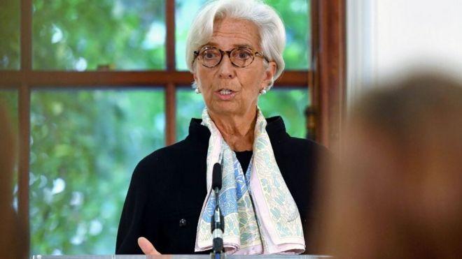 هشدار صندوق بینالمللی پول به بریتانیا درباره تبعات 'خروج بی توافق' از اتحادیه اروپا