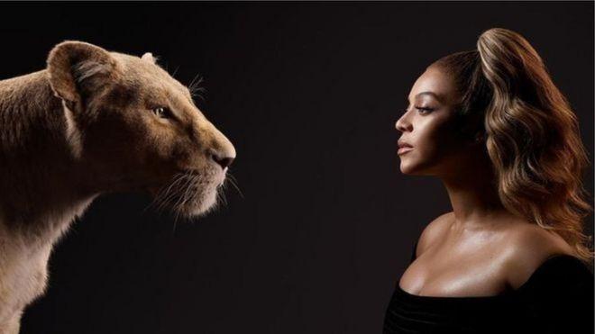 The Lion King Hits 1bn Box Office Mark Bbc News