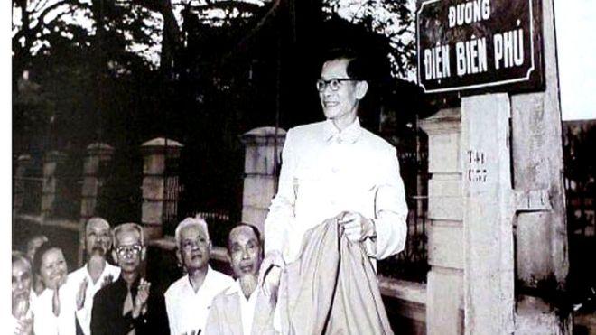 Bác sỹ Trần Duy Hưng