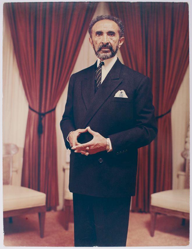 Emperor Haile Selassie - Ethiopia