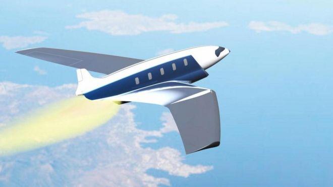 Chiếc phi cơ bay nửa vòng Trái đất trong 30 phút