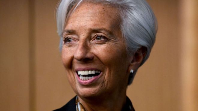 Christine Lagarde: The 'rock star' of finance - BBC News