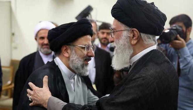 خامنهای و رئیسی