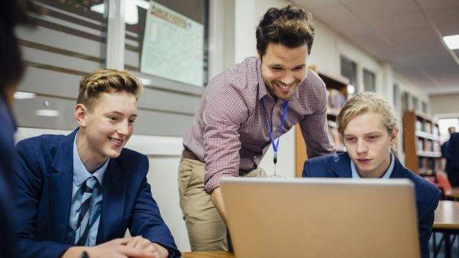 Special Education Teachers To Get Boost >> New Qualifications To Boost Teacher Career Progression Bbc News