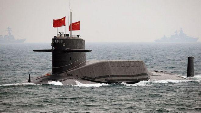 เรือดำน้ำจีน