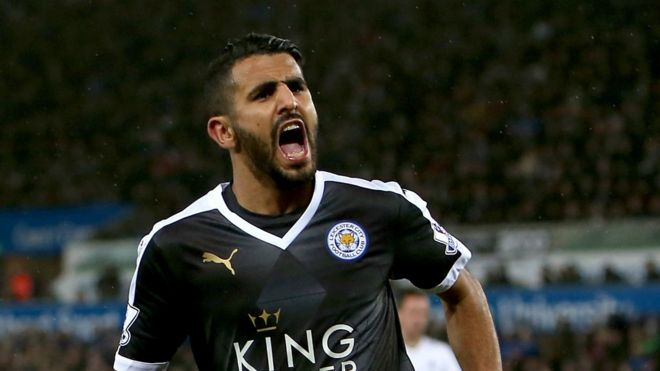 brand new 8859a 5777e Riyad Mahrez: Leicester City star given six-month driving ...