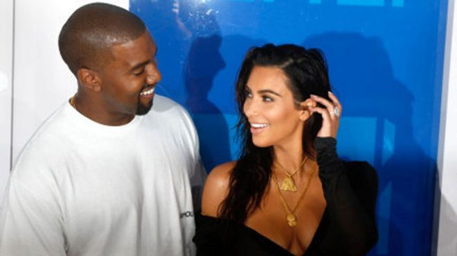 Image result for kim and kanye