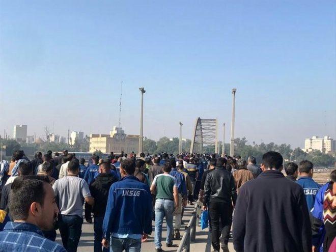 بازداشت کارگران معترض فولاد اهواز ادامه دارد