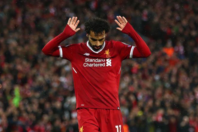 Mohamed Salah  cómo la estrella del Liverpool se transformó en una ... 4e5447cd4ca1d