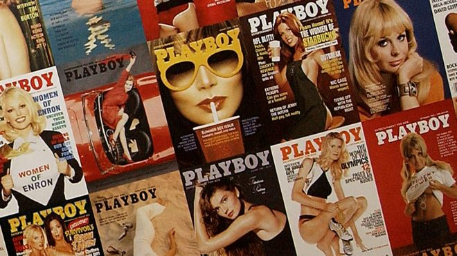 11 great authors who wrote for Hugh Hefner's Playboy - BBC News
