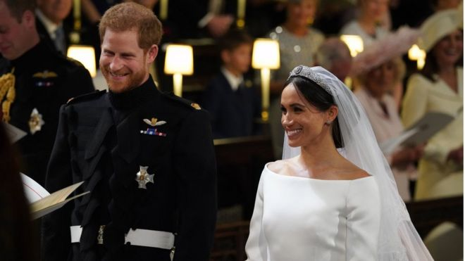Royal Wedding 2018 The Story Behind The Music Bbc News