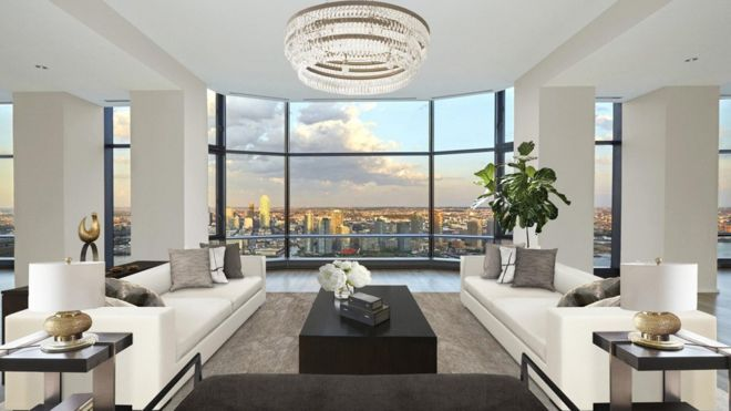 Government buys £12m luxury New York apartment for diplomat ...