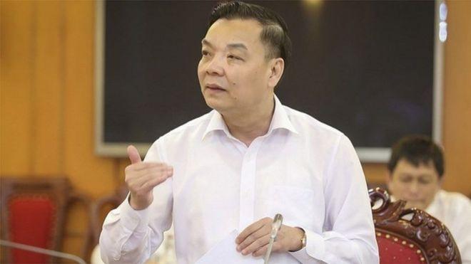 Ông Chu Ngọc Anh, 55 tuổi, hiện là Ủy viên Trung ương Đảng.