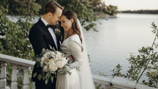 34 yaşındaki başbakan evlendi