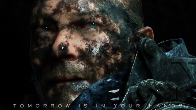 Norman Reedus plays lead role in Death Stranding