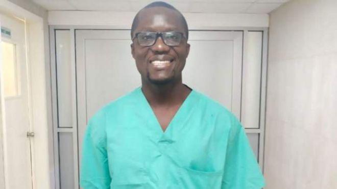 Le seul neurochirurgien du Libéria