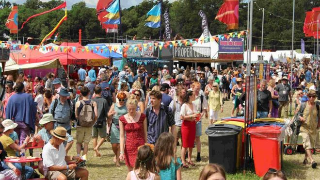 The Gap Between Science On Kids And >> Womad Bridging The Gap Between Science And Music Bbc News
