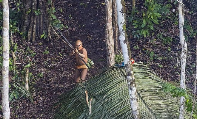 tribo isolada encontrada no Acre