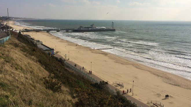 Bournemouth is voted UK s best beach 536930a326ea