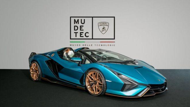 جهان خودرو؛ قویترین مدل لامبورگینی که تنها ۱۹ دستگاه از آن ساخته میشود