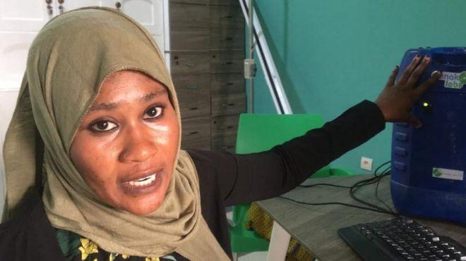 Bouchra Nassir Ousselat est l'une des rares femmes qui ont choisi de travailler dans le secteur des technologies.