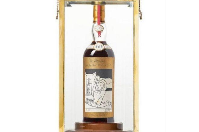 Macallan Valerio Adami 1926 Scotch