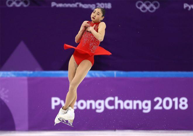 Mirai Nagasu. Foto: All Sports/Getty Images.