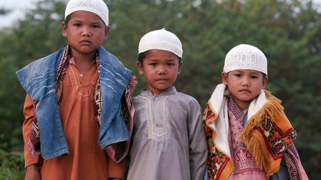 INDONESIA: Los Orang Rimba: la tribu de Indonesia que creía en los árboles