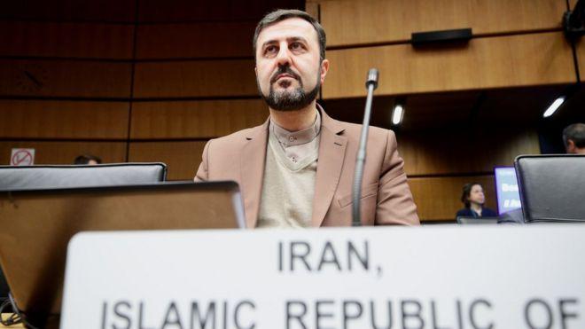نماینده ایران در آژانس