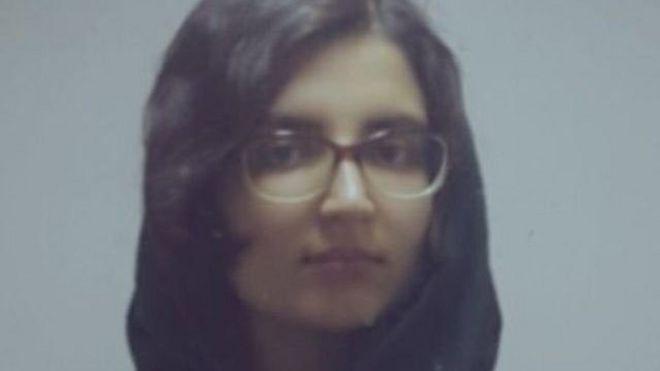 عکس از توییتر کمپین حقوق بشر در ایران