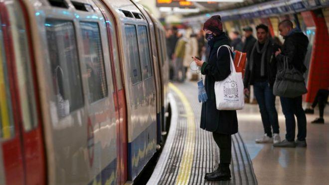 Londra metrosu
