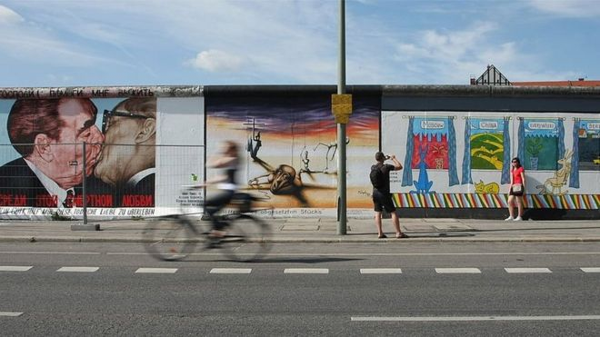 柏林号称自由开放。