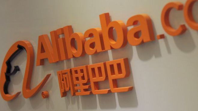 d9e902917508 Alibaba cracks down on counterfeiters on their platform - BBC News