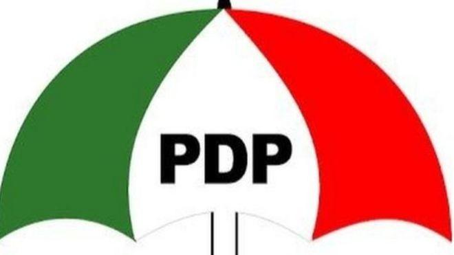 Rikici ya kunno kai a PDP a Kano - BBC News Hausa